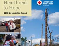 Red Cross Stewardship Report