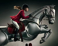 Mitsubishi Horse