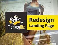 Redesign MonkeyBiz