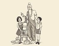 Gurukul The School | Ad Campaign