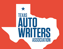 Texas Auto Writers Association identity