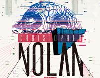 Afiches // Ciclo Sugestión Christopher Nolan