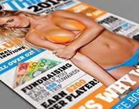 Footy Trips Magazine 2014