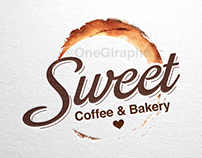 Sweet- Coffee & Bakery - for Sale! www.One-Giraphe.com