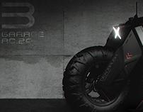 "Audi ""Bullcycle"""