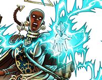 Magicienne de Ferabolt, Fantasy Rivals