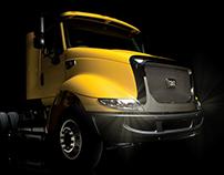 Webdesign | CAT Trucks