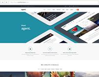 Agent | WordPress Theme