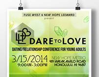 Dare to Love Conference