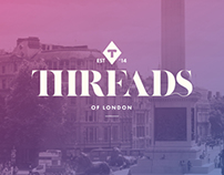THREADS | Fashion Brand | Identity & Digital Design