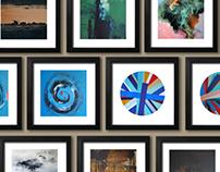 Digital Prints - All of them... together. Sort of.