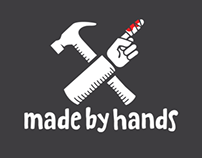 made by hands