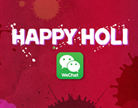 WeChat Holi Commercial
