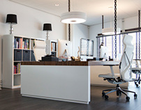 Office Interior All-In Living