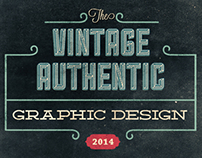 8 retro vintage logo download link