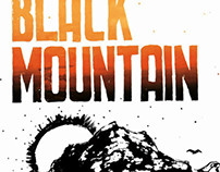 Black Mountain & Sleepy Sun Poster
