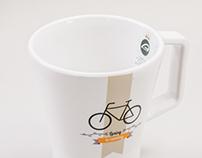 Mug bike inprint