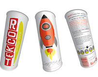Rocket Energy Drink Project