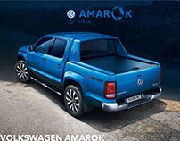 Volkswagen Amarok Logo
