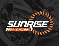Sunrise Cycles - Branding & Identity