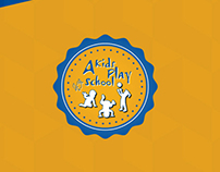 A Kids Play School Logo