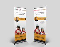 Woodwing Roll-up Banner