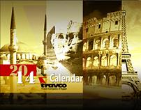 Travco Calendar