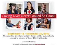 Red Cross Direct Mail