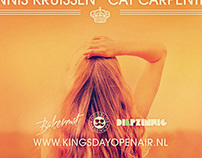 Bakermat presents Kingsday