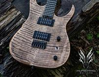 Hufschmid Electric Guitar!