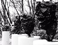 Senza Tempo -Mauro Decarli scultore contro
