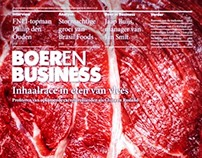 Covers BoerenBusiness Magazine