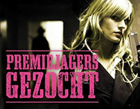 Premiejagers gezocht / Wanted Bounty Hunters. Campaign