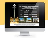 Finance Partners | Kit & Landing Page