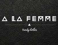 A LA FEMME