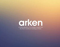 First 6 months at Arken