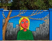 Lisbon : Muro Azul