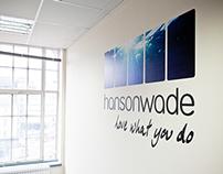 Hanson Wade- Office Graphics