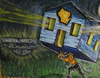 Habitat For Humanity Mural