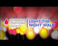 Leukemia & Lymphoma Society Light the Night Walk