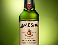 Jamson whiskey