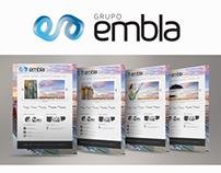 Grupo Embla Website