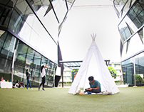 One Moment, Please #2: The Teepee