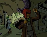 [Pancakes & Spacemen] The Ruins