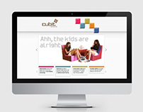 Cubit Chair Website