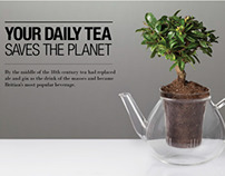 D&AD – Plantable Tea Bags
