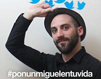 #ponunmiguelentuvida