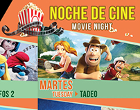 Semana de películas en The Princess Pierre Marques