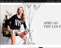 Express Holiday Imagery