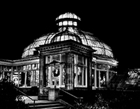 Allan Gardens Conservatory Palm House Toronto Canada